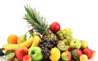 12 frutas y verduras de temporada para comer en agosto